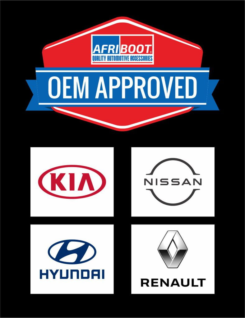 Afriboot OEM approved accessories
