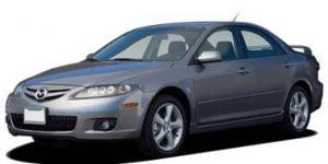 Mazda 6 2007-2012 TPE Boot Liner