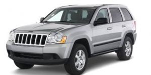 Jeep Grand Cherokee 2006-2011 TPE Boot Liner