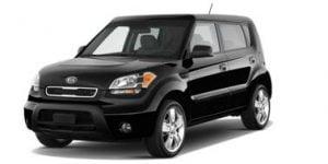 Kia Soul 2008-2014 SUV TPE Boot Liner