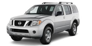 Nissan Pathfinder 2005-2016 SUV TPE Boot Liner