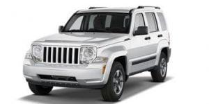 Jeep Liberty 2008-2015 TPE Boot Liner
