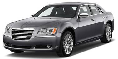 Chrysler 300C 2012-Present Sedan TPE Boot Liner