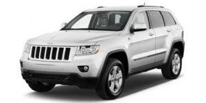 Jeep Grand Cherokee 2011-Present TPE Boot Liner