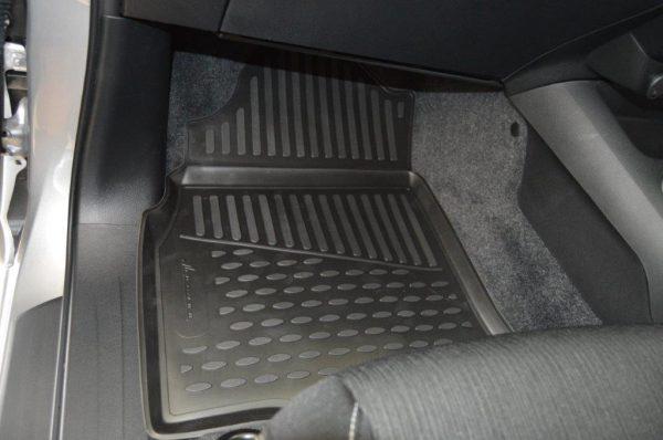 Toyota Hilux S/C Manual 2016-Present TPE Floor Liners