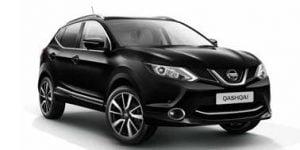 Nissan Qashqai 2014-Present TPE Boot Liner