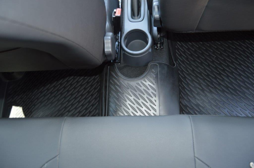 Renault Duster 2WD 2013-2017 TPE Floor Liners