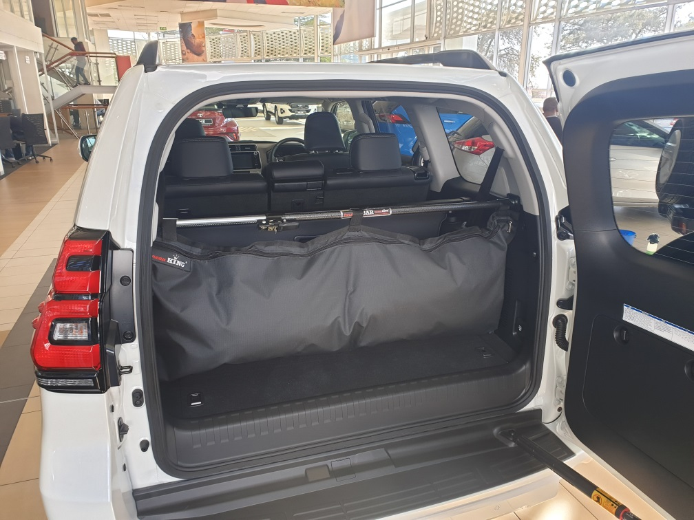 TONNEAU Bag - Cargo Bar Accessory