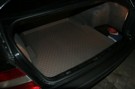 BMW 3-Series E46 1998-2005 Sedan TPE Boot Liner