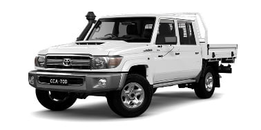 Toyota Land Cruiser 79 D/C TPE Bin Liner