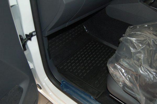 VW Amarok S/C 2010-Present TPE Floor Liners