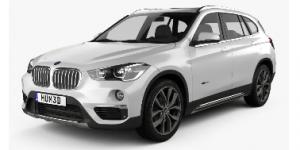 BMW X1 F48 2015-Present TPE Boot Liner