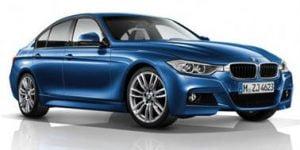 BMW 3 Series F30 2012-Present Sedan TPE Boot Liner