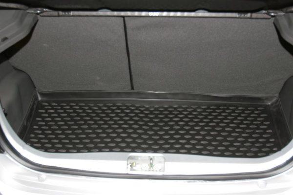 Chevrolet Spark 2010-Present Hatchback TPE Boot Liner
