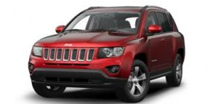 Jeep Compass 2011-2015 TPE Boot Liner