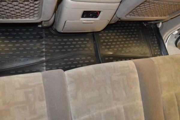 Toyota Land Cruiser 100 (LC100) 1998-2007 TPE Floor Liners