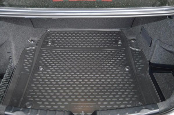 BMW 3 Series F30 2012-Present Sedan TPE Boot Liner