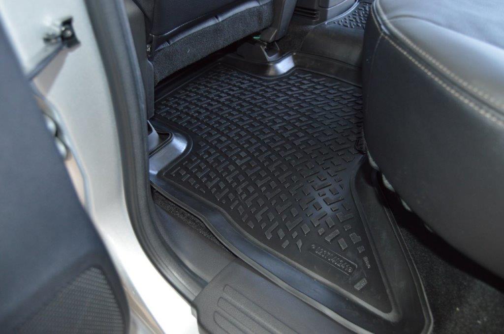 Isuzu D-Max 2 D/C 2011-Present TPE Floor Liners
