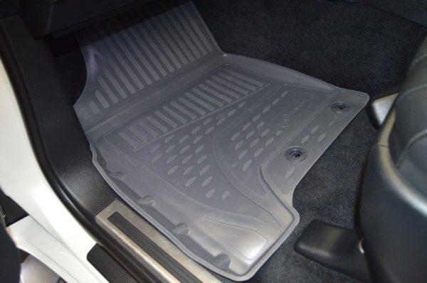 Toyota Land Cruiser 200 VX 2007–Present Floor Liners (GREY)