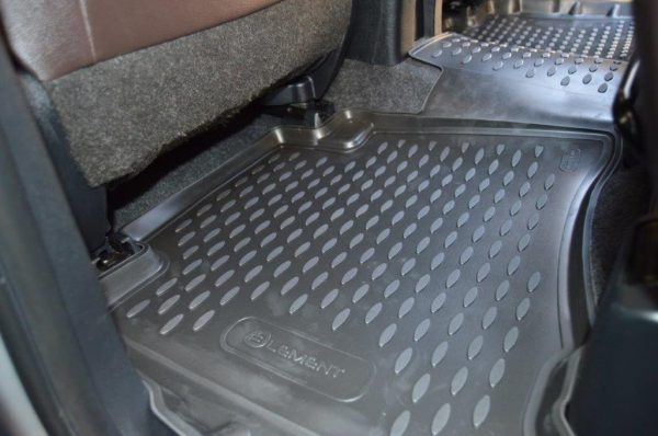 Toyota Fortuner Manual 2016-Present TPE Floor Liners