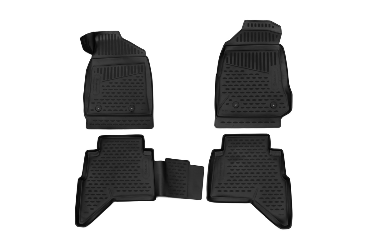 Chevrolet Colorado 2012-Present TPE Floor Liners
