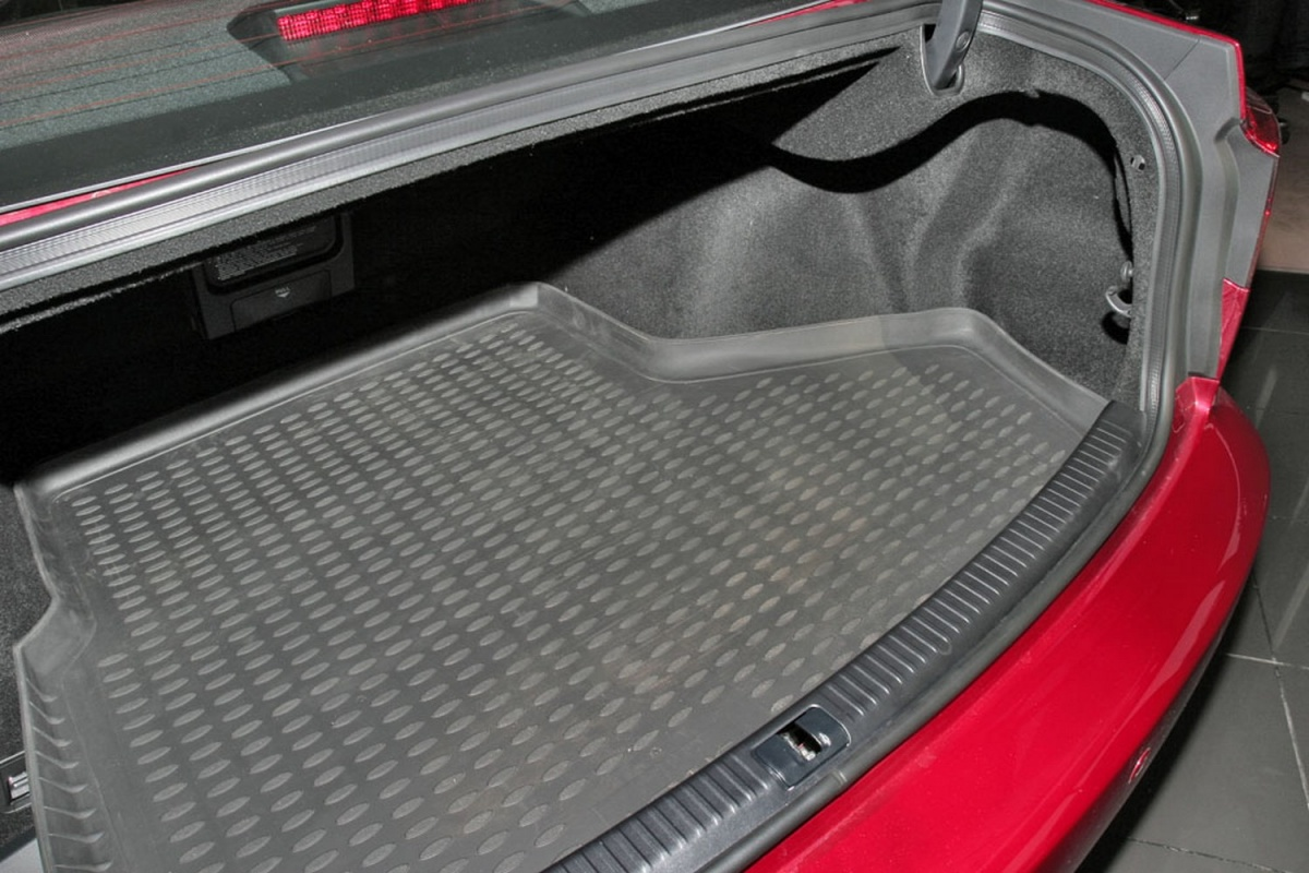 Lexus IS250 2005-2013 Sedan TPE Boot Liner