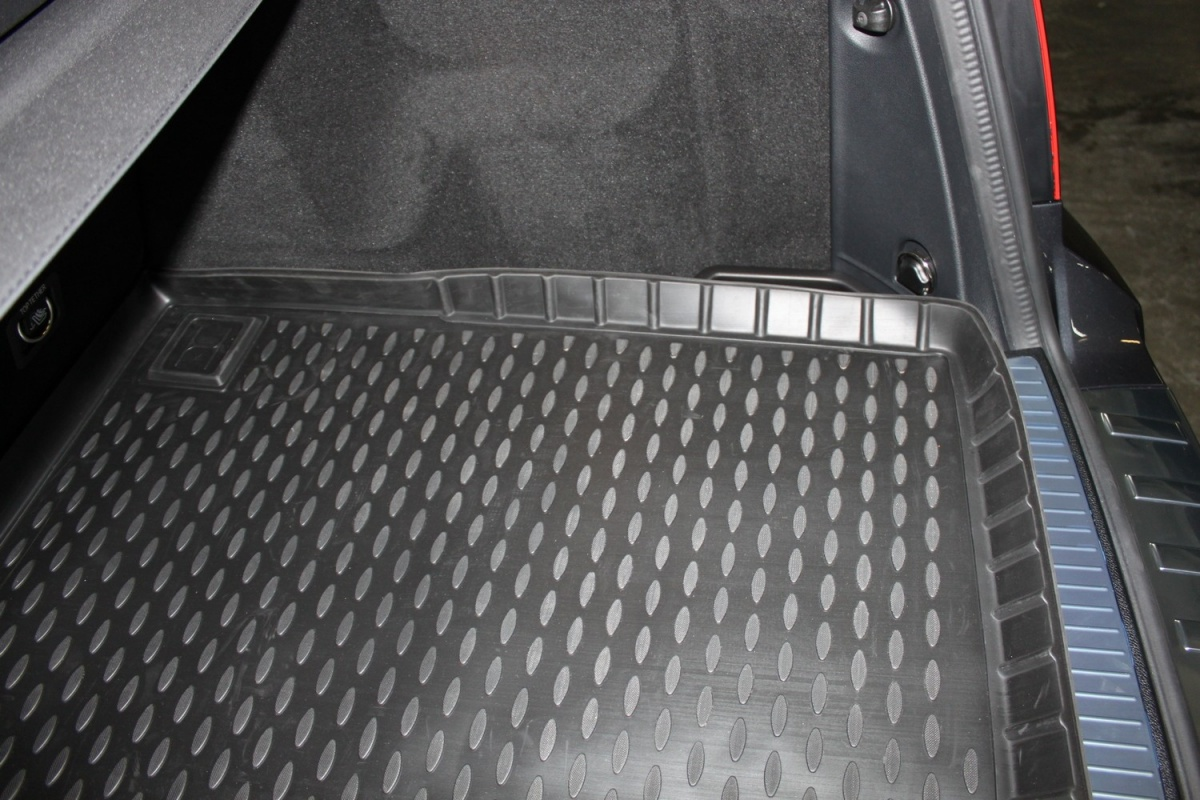 Mercedes-Benz GLK-Class (X204) 2008-2015 SUV TPE Boot Liner