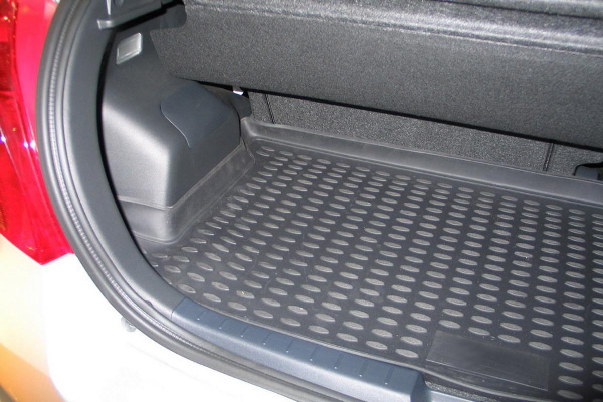 Toyota Yaris 2006-Present Hatchback TPE Boot Liner