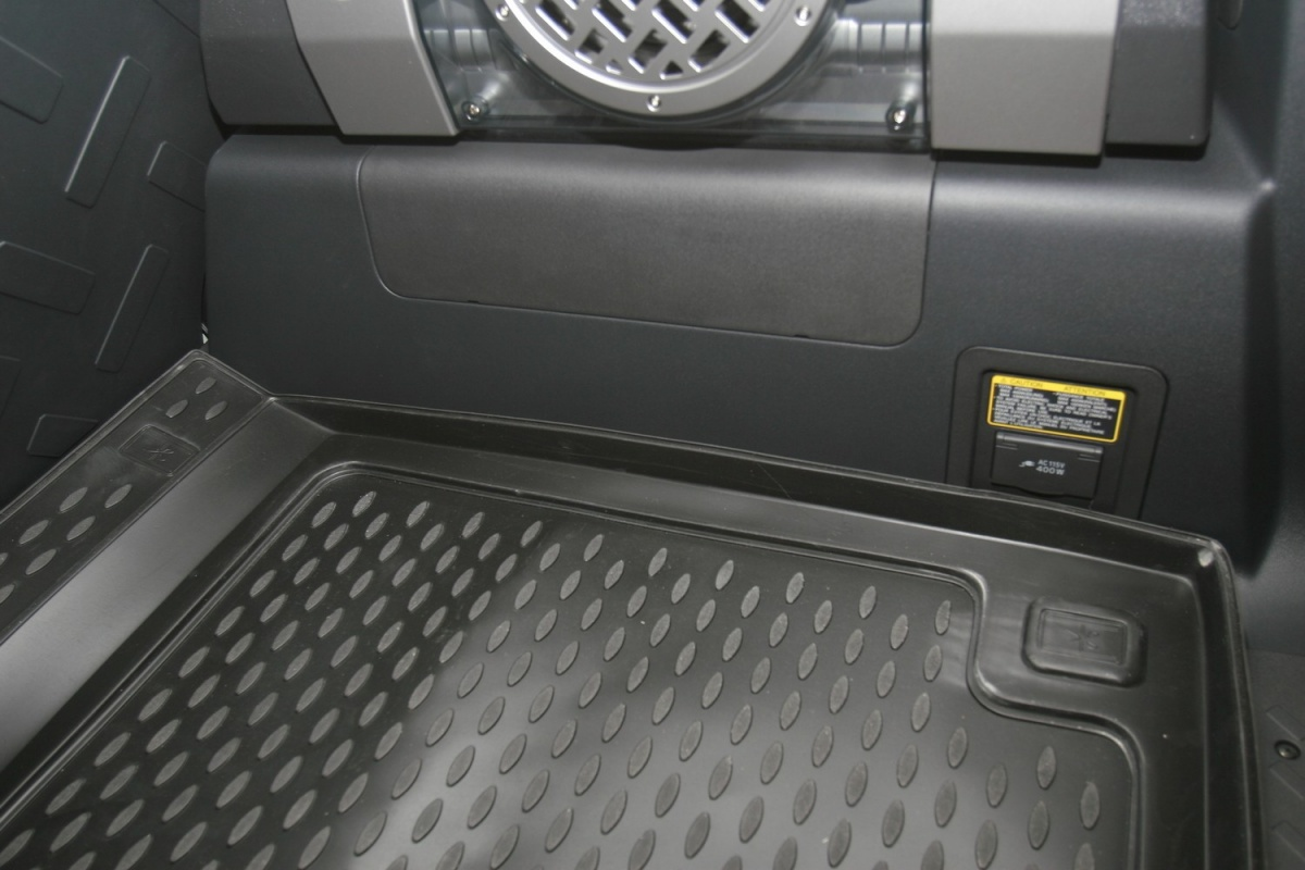 Toyota FJ-Cruiser 2006-Present TPE Boot Liner