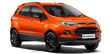 FORD Ecosport 2014-2018 SUV TPE Boot Liner