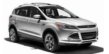 Ford Kuga 2012-Present TPE Floor Liners