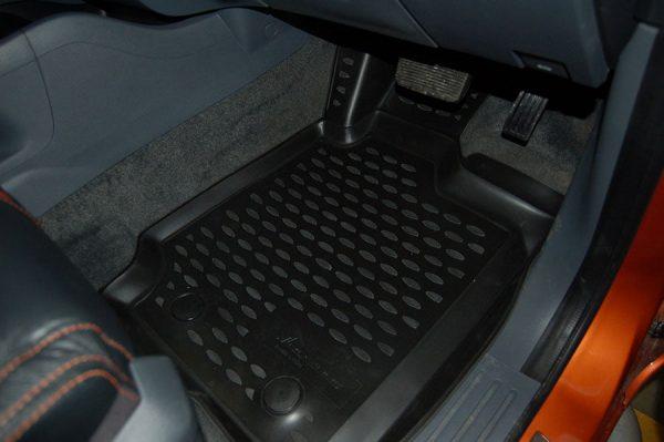 Mazda BT-50 S/C 2011-Present TPE Floor Liners