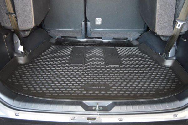 Toyota Fortuner 2006-Present TPE Boot Liner (BLACK)