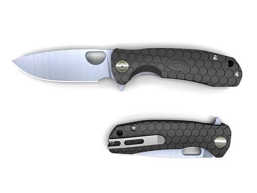HONEY BADGER Flipper Medium (Black)