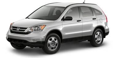 Honda CR-V 2007-2012 TPE Boot Liner