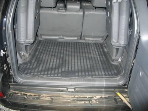 Toyota Prado (LC120) 2003-2009 TPE Boot Liner (BLACK)
