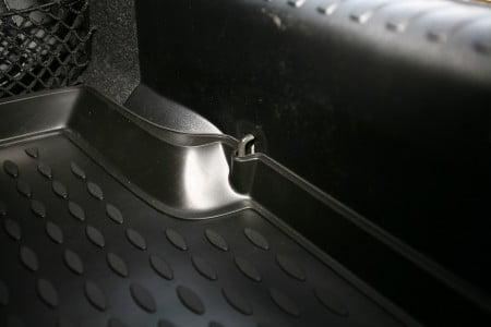 BMW 1 series 5 Door E87 2004-2012 Hatchback TPE Boot Liner