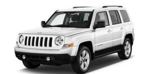 Jeep Patriot 2011-2015 TPE Boot Liner