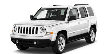 Jeep Patriot 2011-2015 TPE Boot Liner