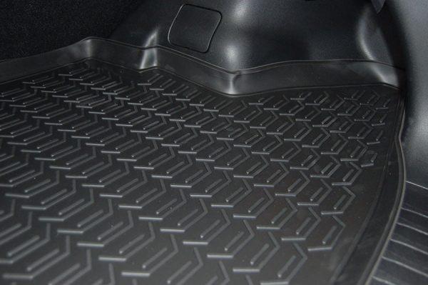 Nissan Juke 2-4WD 2010-Present Cross TPE Boot Liner