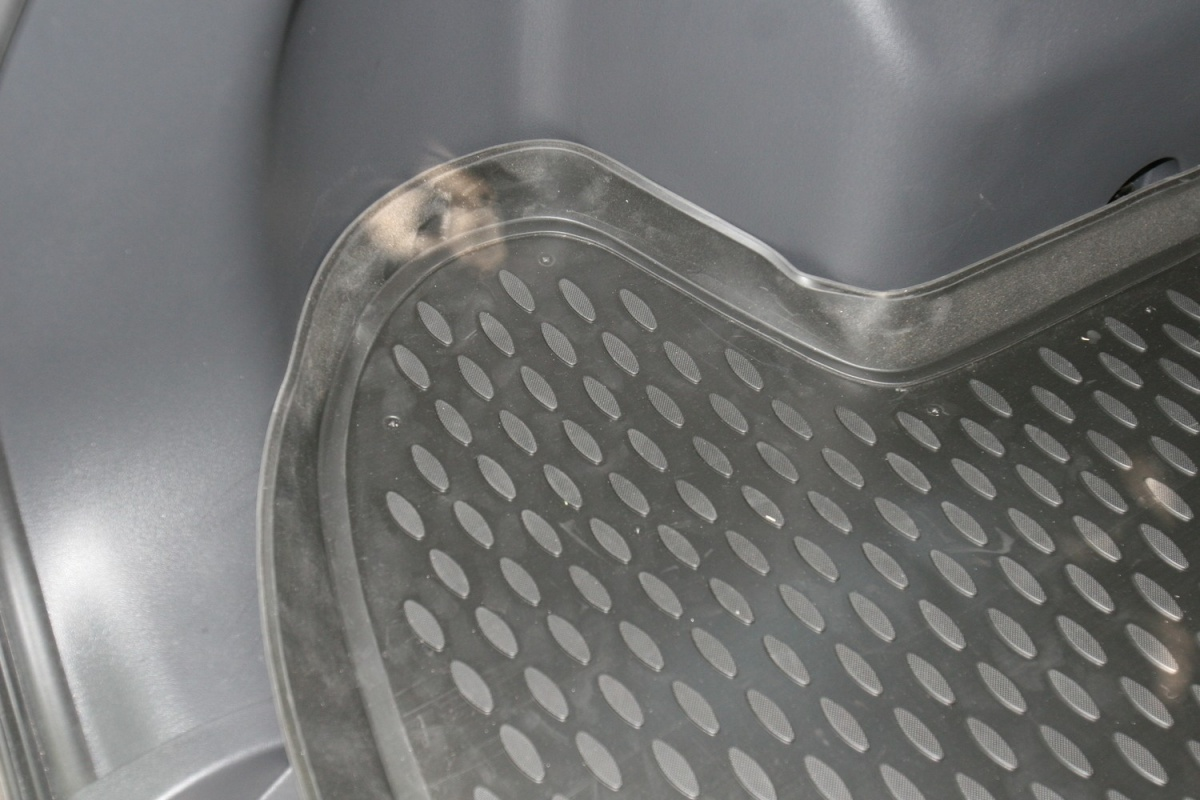 Jeep Liberty 2002-2007 TPE Boot Liner