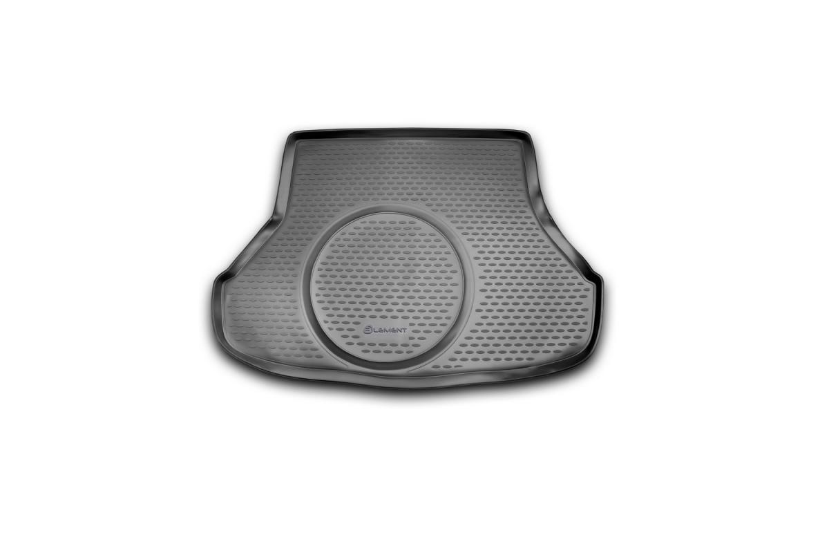 KIA Cerato 2013-2018 Sedan TPE Boot Liner
