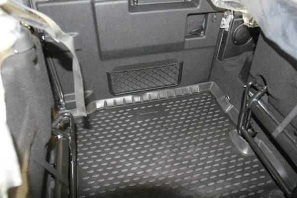 Land Rover Defender 90 3D 2007-Present TPE Boot Liner