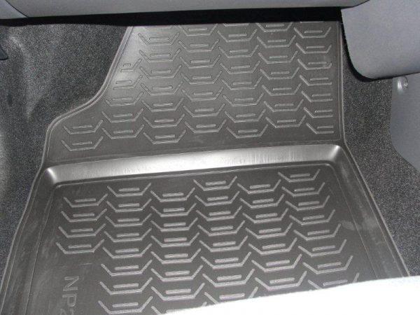 Nissan NP200 2008-Present TPE Floor Liners