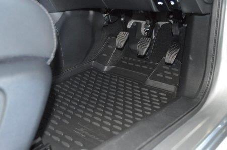 Nissan Qashqai 2014-Present TPE Floor Liners