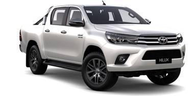 Toyota Hilux D/C 2016-Present TPE Bin Liner