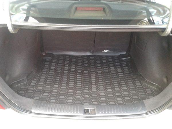 Nissan Tiida 2004-2012 Sedan TPE Boot Liner