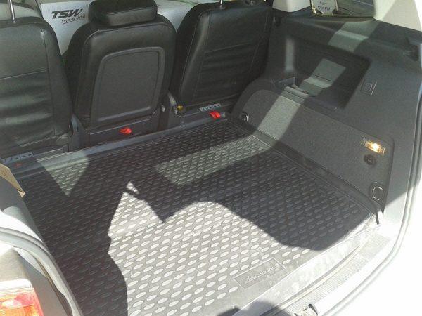 VW Touran 2006-2015 Wagon TPE Boot Liner