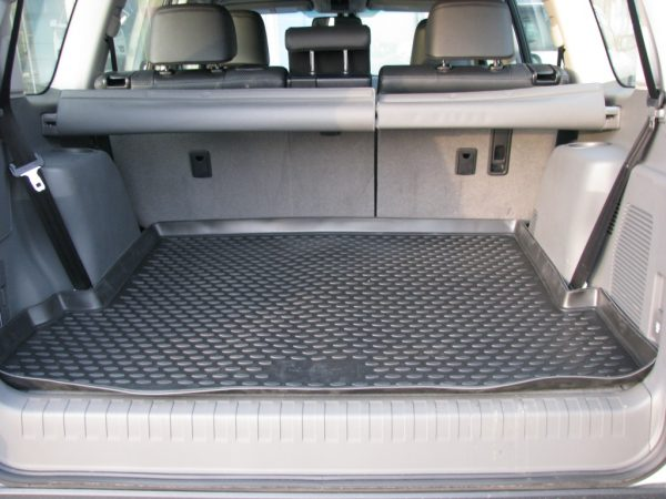 Toyota Prado (LC150) 2009-Present TPE Boot Liner (BLACK)