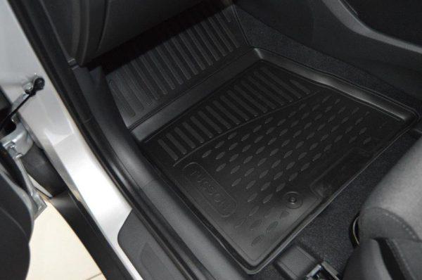 Hyundai Tucson 2016-Present TPE Floor Liners